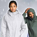 Venture rain jackets from The North Face