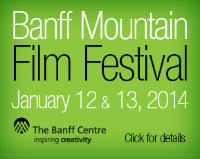 Banff Mountain Film Festival 2014