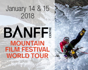 Banff Mountain Film Festival 2018