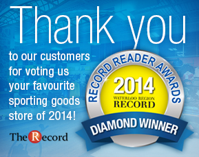 The Record Reader Awards Diamond winner!