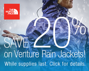 The North Face Venture Rain Jacket Sale