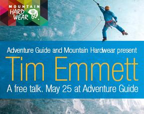 Meet Tim Emmett, May 25.
