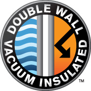 Hydro Flask Double Wall Vacuum Insulated logo
