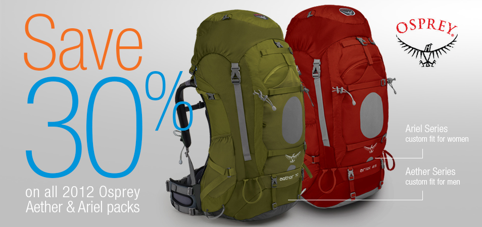 Osprey Packs Sale