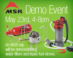 MSR Demo Event