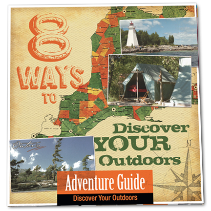 Discover Your Outdoors flyer PDF