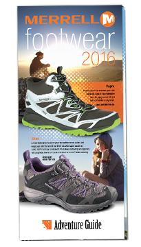Footwear 2016 flyer