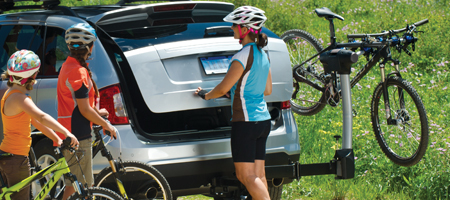 Thule Apex Swing 4 lifestyle