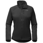Ventrix jacket women's black