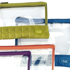 Lug Clearview envelopes