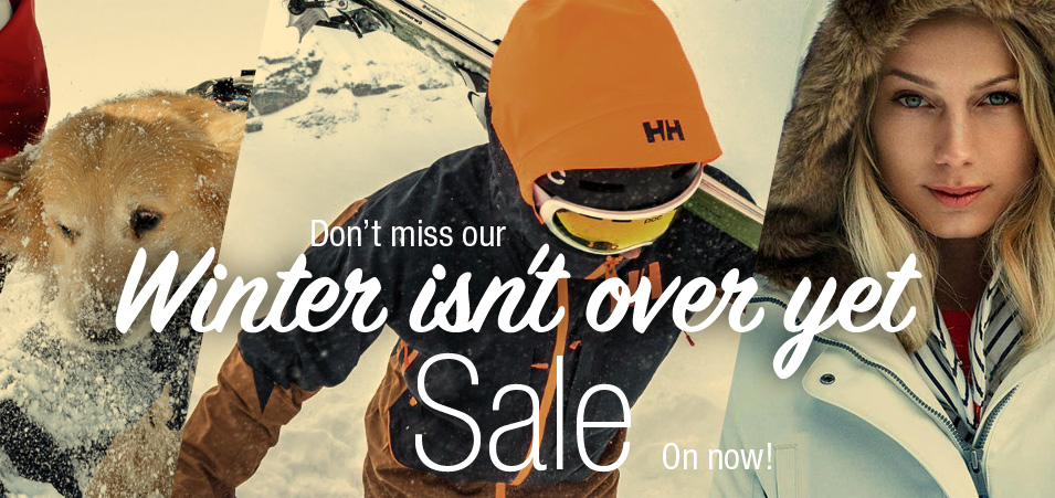Adventure Guide Winter Sale