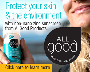 All Good sunscreen products