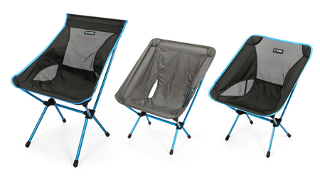 Helinox chairs