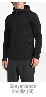 The North Face Canyonlands Hoodie (M)