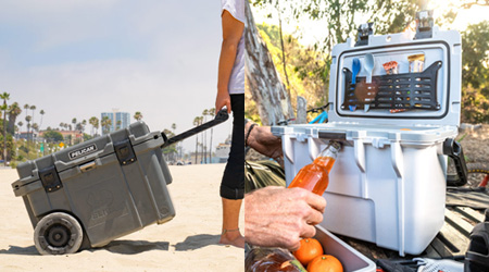 Pelican coolers lifestyle