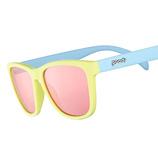 Goodr Pineapple Painkillers sunglasses