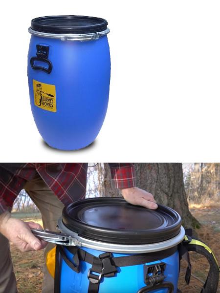 Recreational Barrel Works barrel