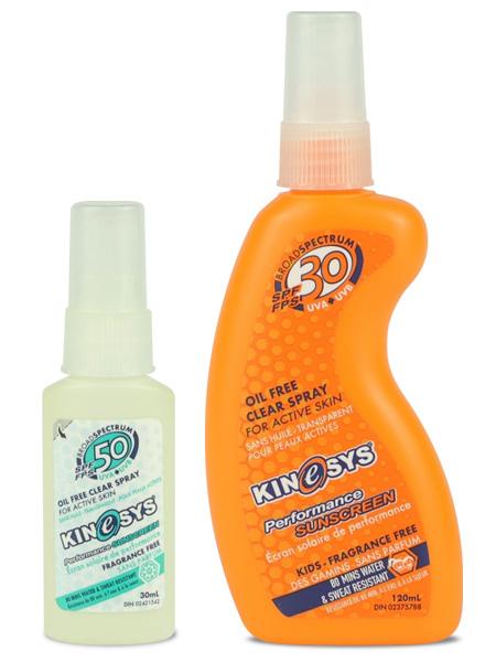 Kinesys sunscreen