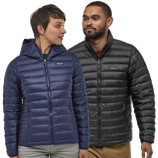 Patagonia Down Sweater jacket and hoody