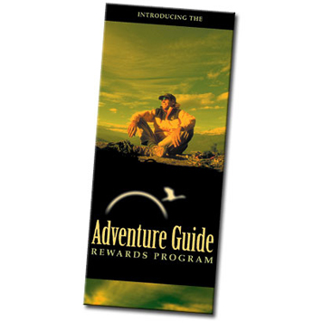 Adventure Guide Rewards Program brochure link