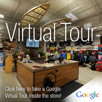 Take a virtual tour of the store with Google street view