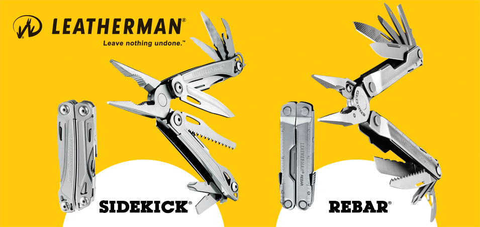 Gear Leatherman
