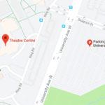 University of Waterloo parking map