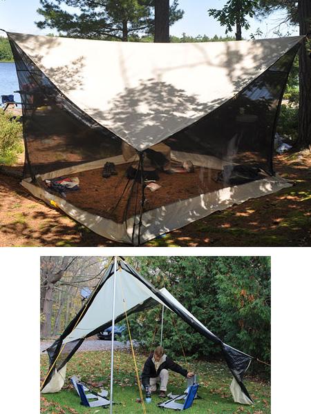 Eureka NoBugZone Tent