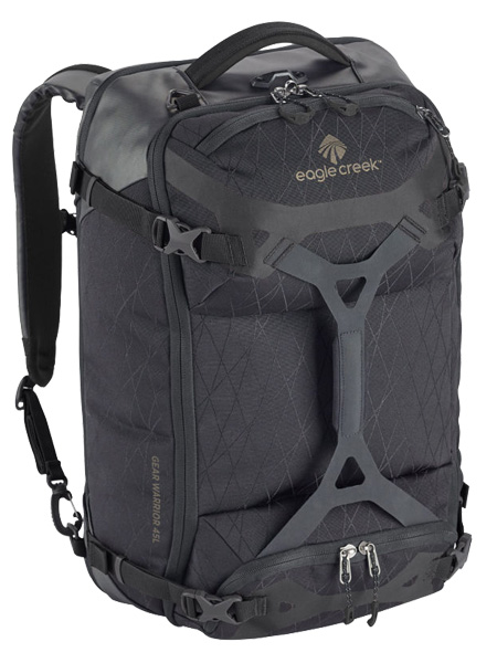 Eagle Creek Gear Warrior Travel Pack view 2