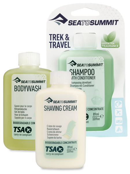 Sea to Summit Trek and Travel Pocket Soaps