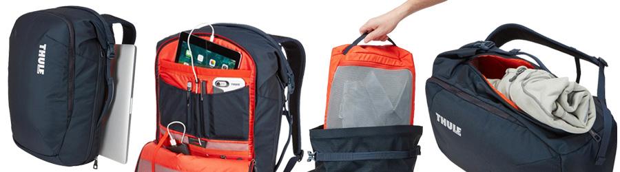 Thule Subterra Travel Backpack details