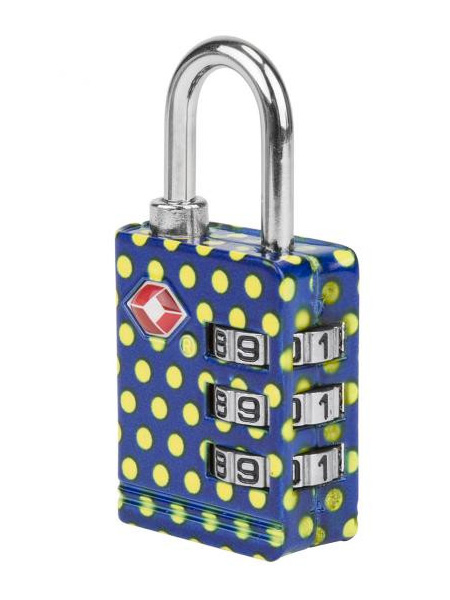 Travelon TSA luggage lock