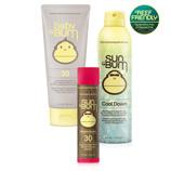 Sun Bum sun care products