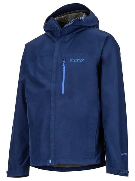 Marmot Minimalist jacket detail