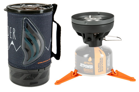 Jetboil Flash Cooking System details