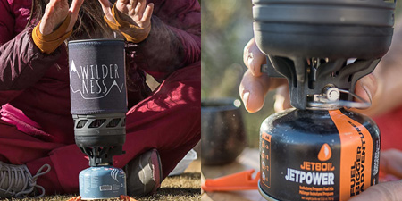 Jetboil Flash Cooking System lifestyle