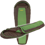 Eureka Grasshopper child's sleeping bag