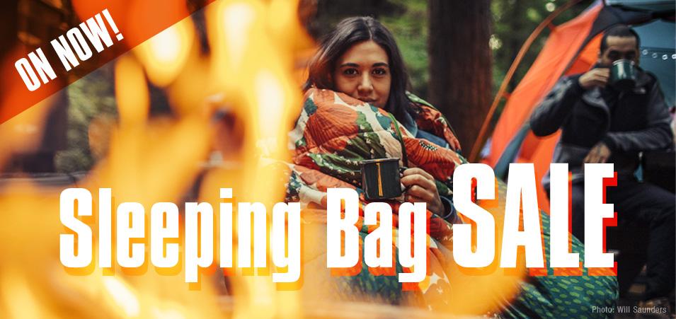 Adventure Guide sleeping bag sale