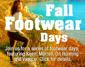 Fall Footwear Days