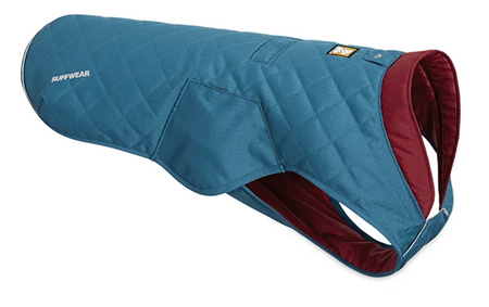 Ruffwear Stumptown Dog Jacket detail