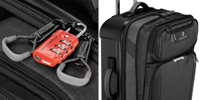 Eagle Creek Tarmac AWD suitcase details