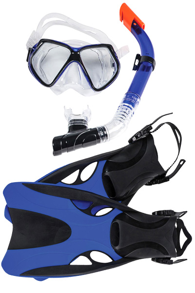 Leader Montego Bay snorkel kit