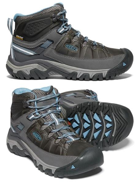 Keen Women's Targhee III Waterproof Mid shoe