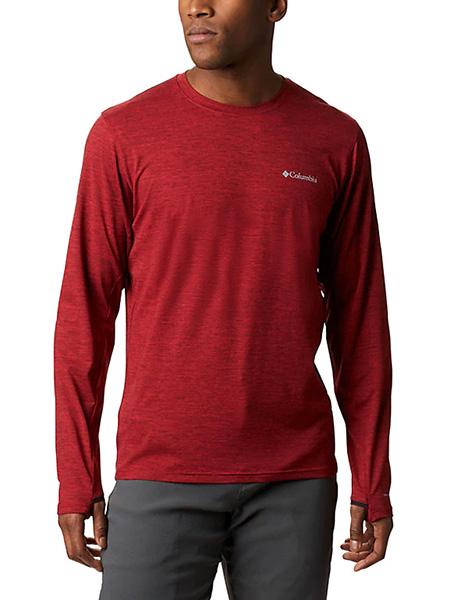 Columbia Tech Trail Long Sleeve Crew II Shirt