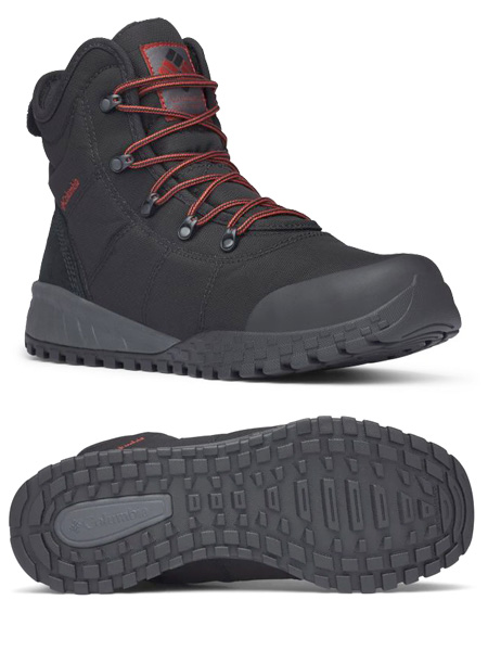 Columbia Fairbanks Omni-Heat boots