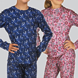 Hot Chillys youth base layers