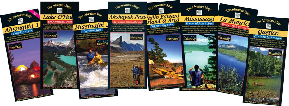 Adventure Maps collection