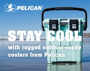 Pelican Elite coolers